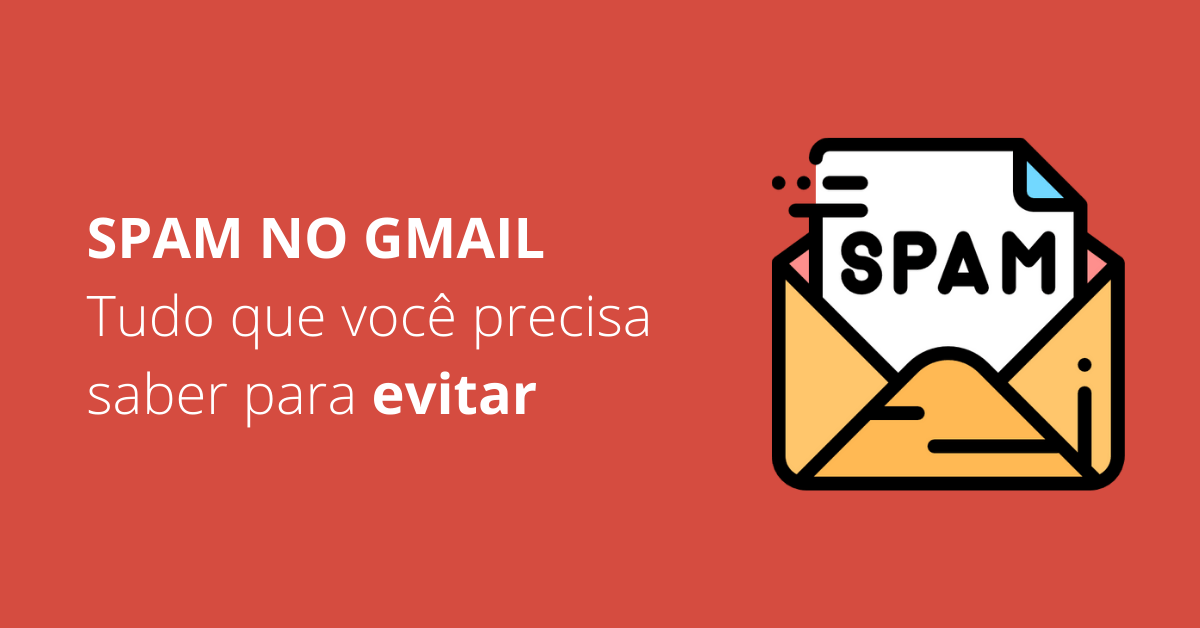 SPAM NO GMAIL